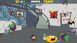 Scary Monster Mansion screenshot 1/2
