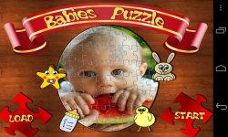 Babies Jigsaw and Wallpaper screenshot 2/3
