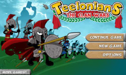 Teelonians Clan Wars screenshot 1/6