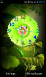 Analog Clock with Eyes - LWP screenshot 1/6