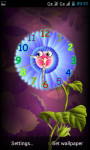 Analog Clock with Eyes - LWP screenshot 2/6