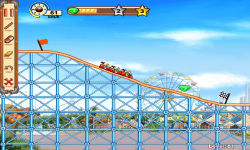 Rollercoaster Creator 2  Game screenshot 4/4