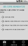 QR Code Scanner - Generator screenshot 1/6