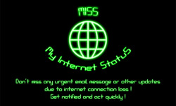 MISS - My Internet StatuS screenshot 1/3