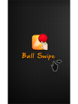 Swipe the Ball Game screenshot 1/4