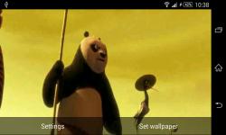 Kung Fu Panda 2 Live Wallpaper screenshot 6/6