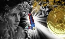 Stunning Lionel Messi Live Wallpapers screenshot 1/6