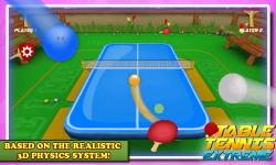 Table Tennis Extreme screenshot 3/6