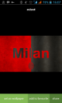 Milan Cool Wallpaper screenshot 3/3