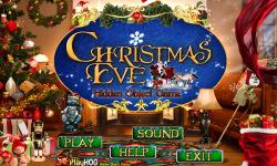 Free Hidden Object Games - Christmas Eve screenshot 1/4