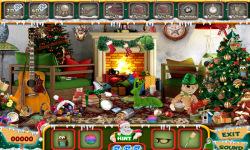 Free Hidden Object Games - Christmas Eve screenshot 3/4