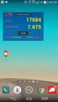 Aardvark Pedometer free screenshot 1/3