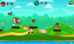 Squirrel Run Free screenshot 1/2