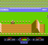 Excitebike Game for Android screenshot 3/4