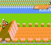 Excitebike Game for Android screenshot 4/4