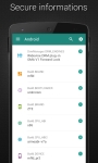 Developer - Material design screenshot 1/6