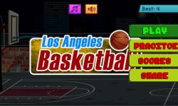 Los Angeles Basketball screenshot 1/6