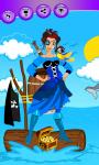 Pirate Girl Dress Up Games screenshot 6/6