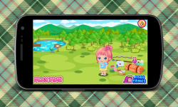 Baby Alice Camping screenshot 2/6