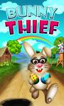 Bunny Thief - Android screenshot 1/3