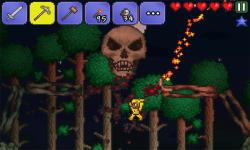 Terraria screenshot 2/3