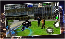 Crime City Police Bike Driver screenshot 3/5