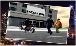 Crime City Police Bike Driver screenshot 4/5