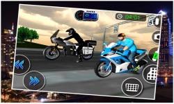 Crime City Police Bike Driver screenshot 5/5