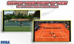 Virtua Tennis Challenge real screenshot 1/6