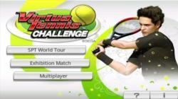 Virtua Tennis Challenge real screenshot 2/6