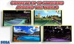 Virtua Tennis Challenge real screenshot 3/6