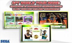 Virtua Tennis Challenge real screenshot 4/6