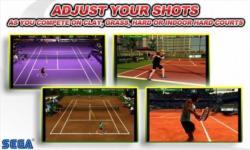 Virtua Tennis Challenge real screenshot 5/6