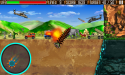 Worm's City Attack - Android screenshot 5/5