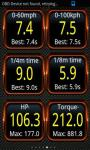 Torque Pro OBD 2 and Car entire spectrum screenshot 5/6