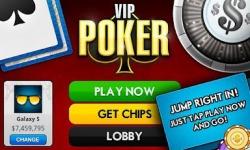 VIP Poker screenshot 2/4
