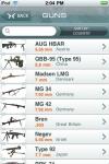 Modern Weapons Machine Guns (Encyclopedia of Guns) screenshot 1/1
