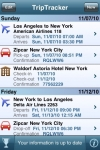 TripTracker - Live Flight Status Tracker screenshot 1/1