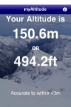 myAltitude screenshot 1/1