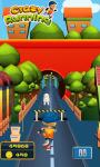 Crazy Running screenshot 2/6