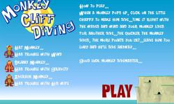 Monkey Cliff Divers screenshot 1/6