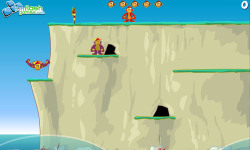 Monkey Cliff Divers screenshot 4/6