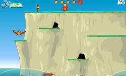 Monkey Cliff Divers screenshot 5/6