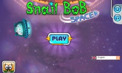 Snail Bob Space screenshot 1/6
