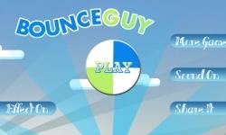 Bounce Guy screenshot 1/6