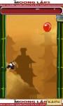 Samurai Panda Run – Free screenshot 3/6