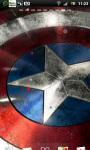 Captain America Winter Soldier LWP 1 screenshot 2/3