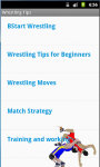 Wrestling Tips screenshot 3/4