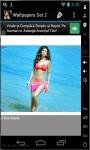 Esha Gupta Hot Wallpapers screenshot 3/4