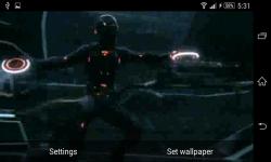 Tron Fight Live Wallpaper screenshot 5/6
